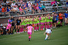 The Florida Gators womens soccer team cheers on as the Gators defeat the Kentucky Wildcats 4-2 at Donald R. Dizney Stadium in Gainesville, Florida on October 13th, 2019 (Photo by David Bowie/Gatorcountry)