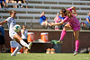 Florida Gators midfielder Ava Kuyken (7) scores to put the Gators up 2-1 as the Gators defeat the Kentucky Wildcats 4-2 at Donald R. Dizney Stadium in Gainesville, Florida on October 13th, 2019 (Photo by David Bowie/Gatorcountry)