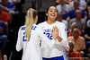 Florida Gators right side hitter Haley Warner (32) as the Gators faced the #1 Stanford Cardinals at the Stephen C. O'Connell Center in Gainesville, Florida on September 4th, 2019 (Photo by David Bowie/Gatorcountry)