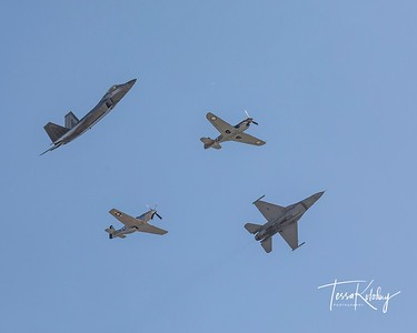 Air Force Heritage Flight-8260