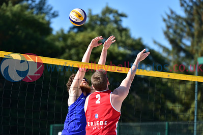 CEV SCA Beach Volleyball Finals, Darnhall Tennis Club, 21 September 2019.  © Lynne Marshall  https://www.volleyballphotos.co.uk/2019-Galleries/CEV-FIVB-Events/2019-09-21-BVF/