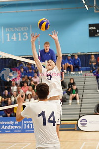 2019 Flying Scots International Invitational (Day 3), University of St Andrews Sports Centre, Sun 1st Sep 2018.  © Michael McConville. View more photos at:  https://www.volleyballphotos.co.uk/2019-Galleries/SCO/Flying-Scots/2019-09-01