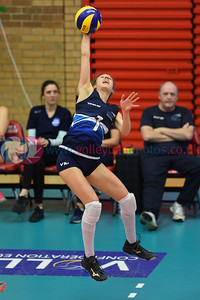 Scottish Volleyball Women's Student Sport 0 v 3 Scotland U23 (20, 19,15), University of Edinburgh Centre for Sport and Exercise, 12 April 2019.  © Lynne Marshall  https://www.volleyballphotos.co.uk/2019-Galleries/SCO/Misc/2019-04-12-Womens-SSS-v-Scotland-U23/