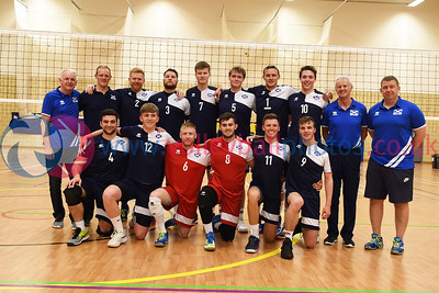 Scotland 3 v 0 England (23, 18,23), Perth College UHI, Academy of Sport and Wellbeing, 1 June 2019.  © Lynne Marshall  https://www.volleyballphotos.co.uk/2019-Galleries/SCO/NT/SMNTP/2019-06-01-Scotland-v-England/