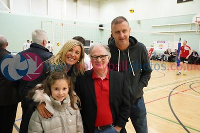 Su Ragazzi Volleyball Club Christmas Special, Coatbridge High School, Sat 7th Dec 2019.