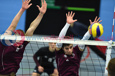 SSS Cup Semi's & Finals, Dundee University, 10 February 2019.  © Lynne Marshall  https://www.volleyballphotos.co.uk/2019-Galleries/SCO/Students/2019-02-10-SSS-Cup-Semis-Finals/