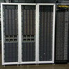 James Neiss/staff photographer <br /> Lockport, NY - Rows and rows of 20 TB hard drives, just a fraction of the total data storage at the Lockport Yahoo data center.