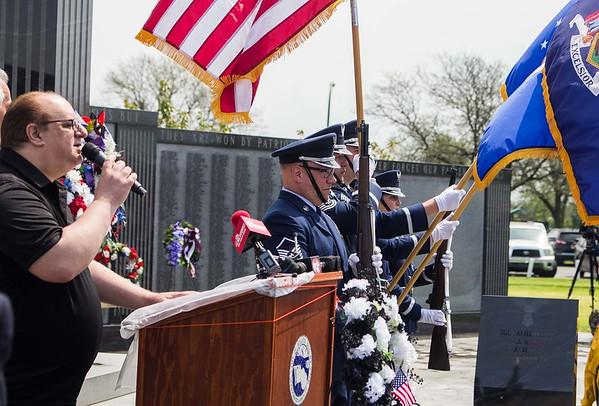 190525 Veterans Memorial 1