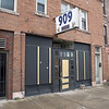 James Neiss/staff photographer <br /> Niagara Falls, NY - Police raided 909 Niagara Ave.