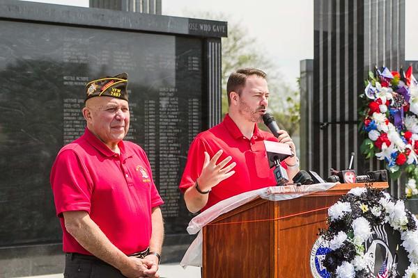 190525 Veterans Memorial 3
