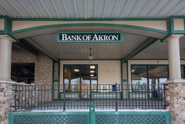 James Neiss/staff photographer  Wilson, NY - The Bank of Akron opened their 6th branch in Wilson.