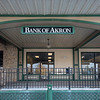James Neiss/staff photographer <br /> Wilson, NY - The Bank of Akron opened their 6th branch in Wilson.