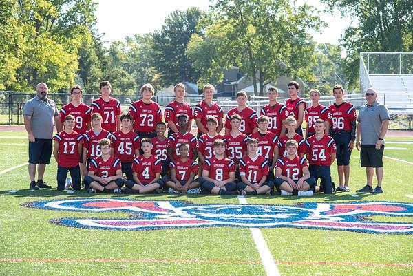 NT JV Football Team