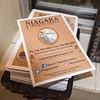 "James Neiss/staff photographer <br /> Niagara Falls, NY - Mary Ann Hess, owner of Honeymoon Sweets, relaunches the historic ""Niagara Chocolate Company."""