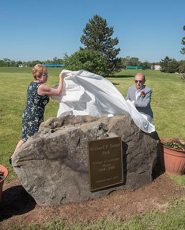 190606 Park Dedication 1