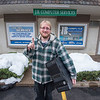 James Neiss/staff photographer <br /> Lockport, NY - William Dybevick of J.B. Computer Services.