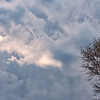 James Neiss/staff photographer <br /> Sanborn, NY - The winds and sky were unusual on Wednesday afternoon shifting from sunny to blustery and back for a time.