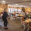 James Neiss/staff photographer <br /> Lockport, NY - Residents at the Heritage Manor of Lockport enjoy the band A Step In Time. The assisted care facility is celebrating their 30th Anniversary.