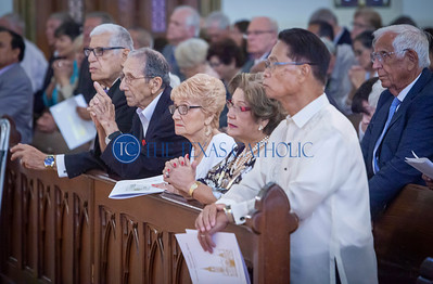 Golden Anniversary Mass