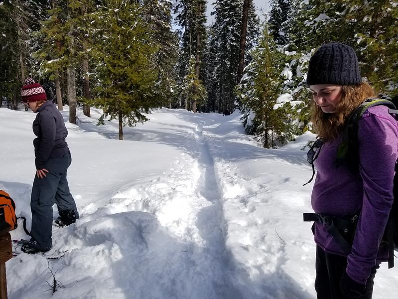 Hell's Crossing <br /> Chinook Pass, WA