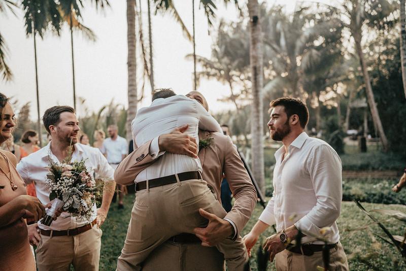 Hoi An Wedding - Intimate Wedding of Angela & Joey captured by Vietnam Destination Wedding Photographers Hipster Wedding-8735