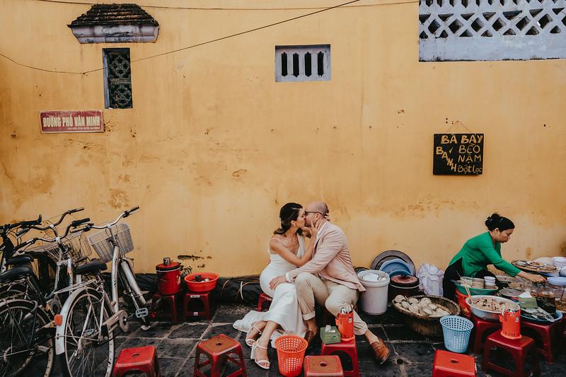 Hoi An Wedding - Intimate Wedding of Angela & Joey captured by Vietnam Destination Wedding Photographers Hipster Wedding-8379