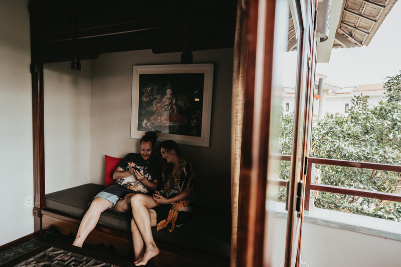 Hoi An Wedding - Intimate Wedding of Angela & Joey captured by Vietnam Destination Wedding Photographers Hipster Wedding-7857
