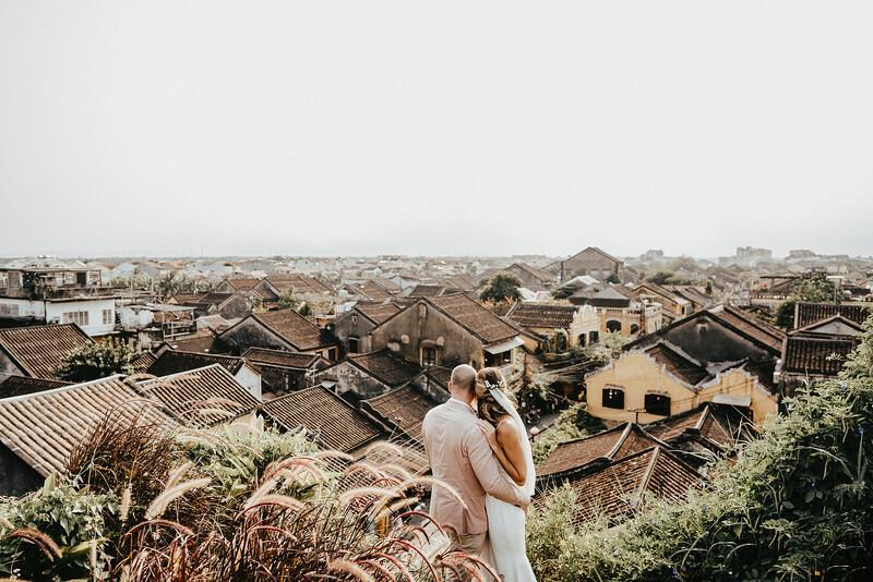 Hoi An Wedding - Intimate Wedding of Angela & Joey captured by Vietnam Destination Wedding Photographers Hipster Wedding-8456