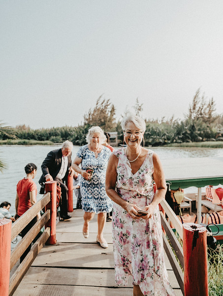 Hoi An Wedding - Intimate Wedding of Angela & Joey captured by Vietnam Destination Wedding Photographers Hipster Wedding-8558