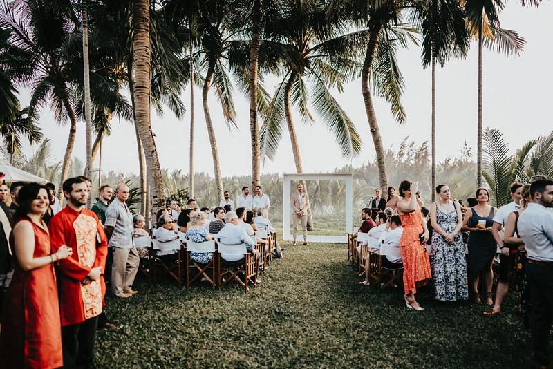 Hoi An Wedding - Intimate Wedding of Angela & Joey captured by Vietnam Destination Wedding Photographers Hipster Wedding-8568