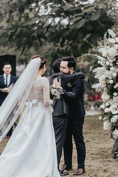 JWMarriott Ha Noi Intimate Wedding of Trang Hi well captured by Hipster Wedding Vietnam Wedding Photographer-4021