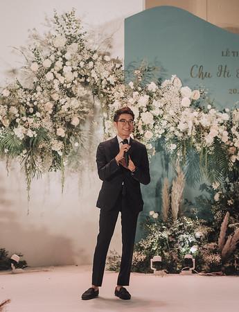 JWMarriott Ha Noi Intimate Wedding of Trang Hi well captured by Hipster Wedding Vietnam Wedding Photographer-1153