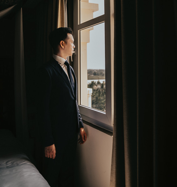 Intimate Wedding of Jessica & Ryan well captured by Andrew Nguyen, Hipster Wedding