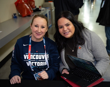 2019 IIHF WJC Victoria Volunteer Training | Save-on-Foods Memorial Centre | Victoria BC