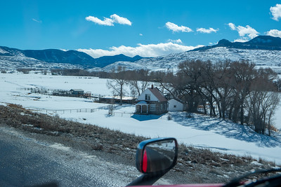 Near Montrose, CO