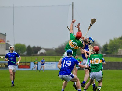 13 April 2019 North Tipperary senior hurling championship Ballina 1-21 Portroe 1-14