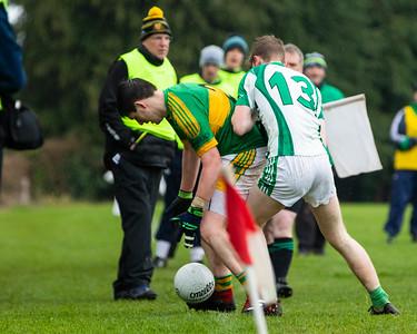 "Sunday, April 14 2019 ""Tipperary Water"" Tipperary Senior Football Championship Group C Round 1 Aherlow Gaels vs Cahir"