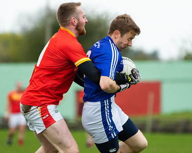 "Sunday, April 14 2019 ""Tipperary Water"" Tipperary Senior Football Championship Group D Round 1 - Killenaule vs Eire Og Annacarthy Donohill"