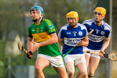Friday, April 19 2019 North Tipperary Junior (B) Hurling League - Silvermines vs Portroe