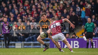 AIB All Ireland Senior Football Club Semi Final Dr Crokes vs Mullinalaghta