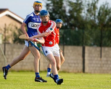 2nd August 2019 North Tipperary Under 16 Hurling Championship Silvermines vs Ballina