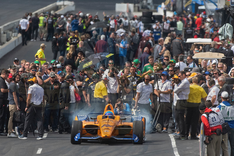 Indianapolis Motor Speedway<br /> Sunday, May 19, 2019<br /> ©2018 Walt Kuhn