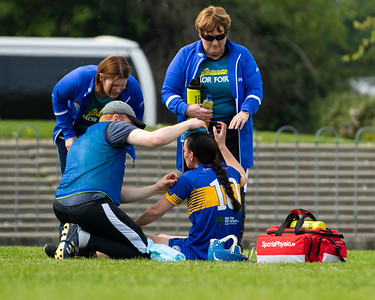 20th-April-2019 Littlewoods Ireland Camogie Division Two League Final Tipperary vs Kilkenny