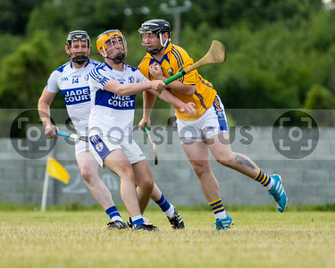20th July 2019 North Tipperary Junior B Hurling Championship Silvermines vs Kiladangan