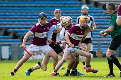 FBD Insurance County Senior Hurling Championship Semi Final Borris-Ileigh vs Kilruane MacDonaghs at Semple Stadium