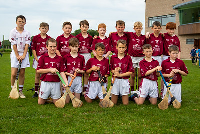 24th August 2019 Tipperary Under 12 D Hurling Championship Final Borris-Ileigh vs Thurles Gaels in Holycross