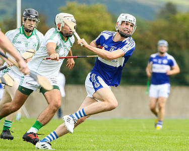 25th August 2020 - North Tipperary Junior B Hurling Final Silvermines vs Borrisokane