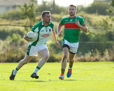Cahir's Sean O'Connor and Loughmore Castleiney's John McGrath