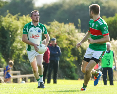 Cahirs Sean O'Connor and Loughmore Castleiney's John McGrath