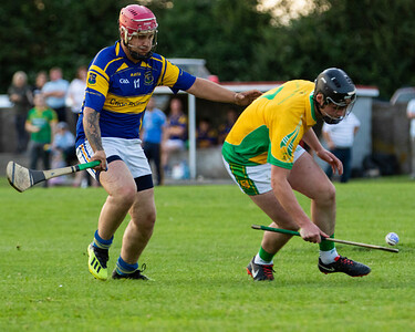 26th July 2019 North Tipperary Junior A Hurling Championship Toomevara vs Knockshegowna